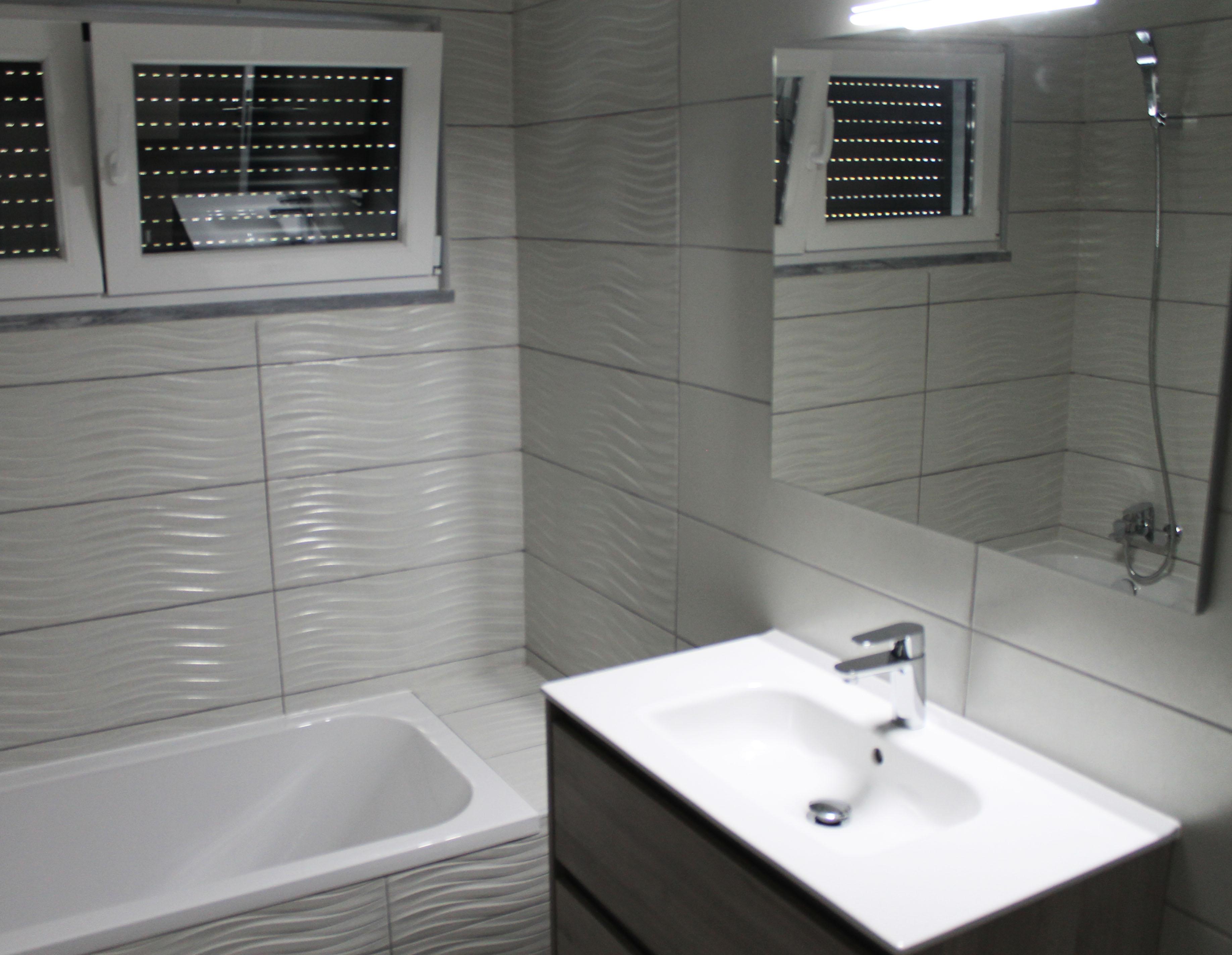 Construção Casa de Banho